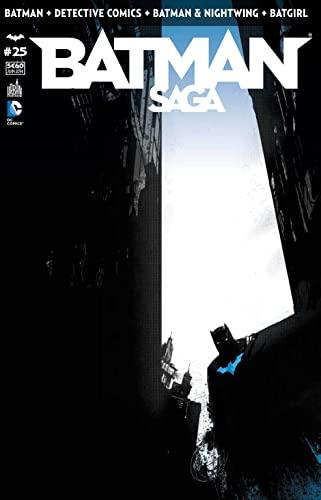 9782365774536: Batman Saga, N° 25 :