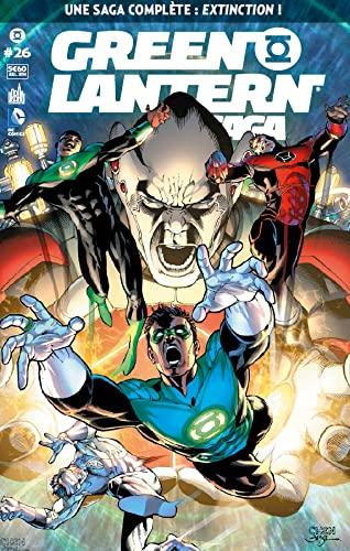 9782365774666: Green Lantern Saga, N° 26 :