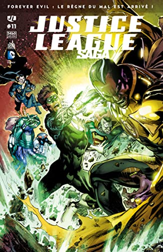 9782365774789: Justice League Saga 11