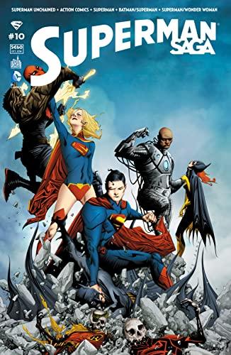 9782365774932: Superman Saga 10