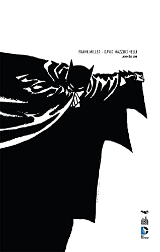 9782365775182: BATMAN ANNEE UN - N&B - EDITION 75 ANS