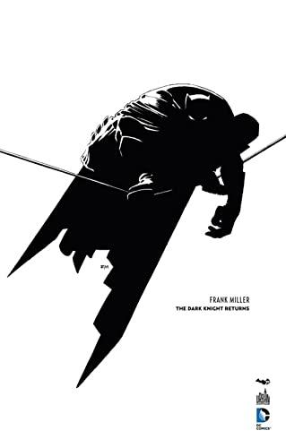 9782365775199: BATMAN THE DARK KNIGHT RETURNS - N&B - 75 ANS (DC Essentiels)