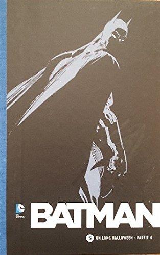 Batman (Le Soir) 5. Un Long Halloween - Partie 4: Loeb Jeph