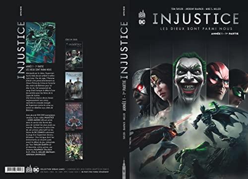 9782365775793: INJUSTICE tome 1 + Jeu PC GOTY