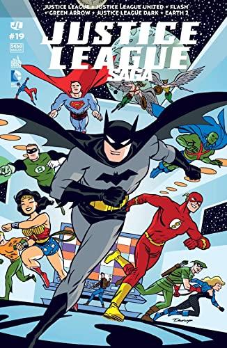 9782365777322: Justice League Saga 19