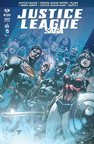 9782365777353: Justice League Saga 20