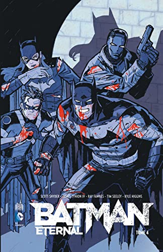 9782365778114: Batman eternal, Tome 4 :