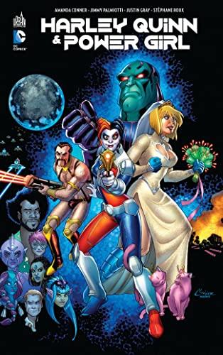 9782365778824: Harley Quinn & Power Girl