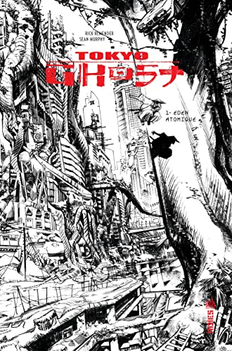 9782365779784: Tokyo Ghost, Tome 1 :