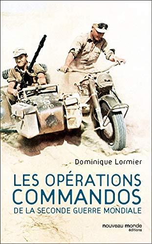 9782365839785: Les opérations commandos de la Seconde Guerre mondiale
