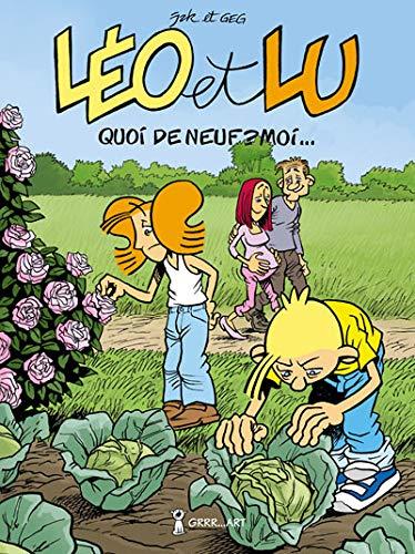 9782365920247: LEO ET LU - Tome 7 : Quoi de neuf ? Moi !