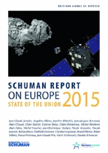 9782366090253: Schuman Report on Europe 2015