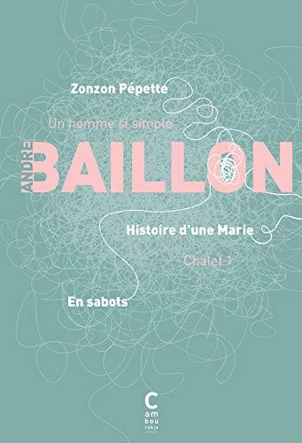 En sabots: Andre Baillon