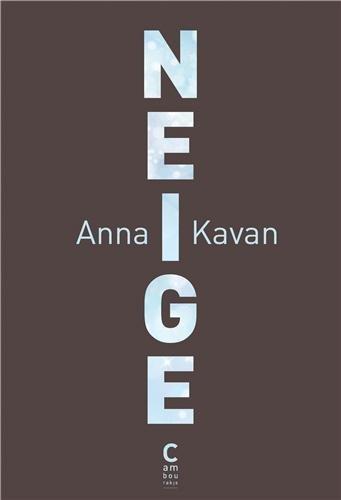 9782366240498: Neige