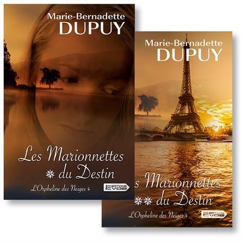 9782366371772: Les marionnettes du destin : Volumes 1 et 2