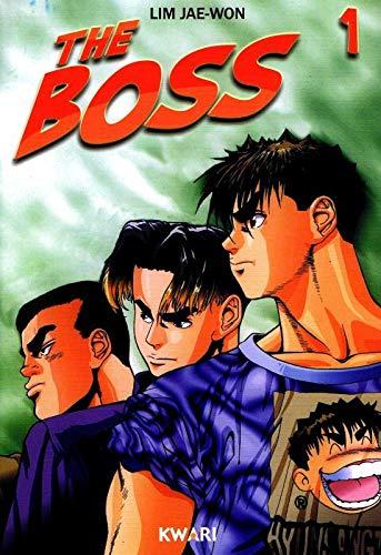 The boss tome 1: Lim, Jae-Won