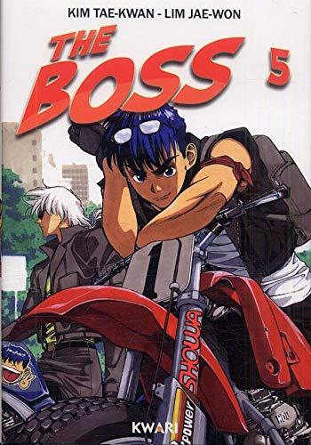 The Boss Vol.5: Lim, Jae-Won, Kim,