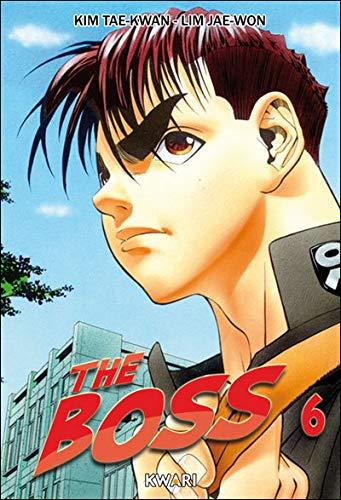 The Boss Vol.6: LIM Jae-Won