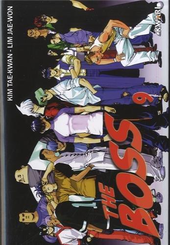 The Boss Vol.9: LIM Jae-Won