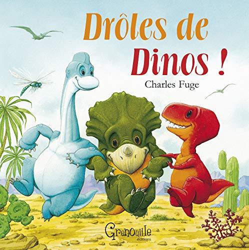 9782366530001: Drôles de Dinos ! (French Edition)