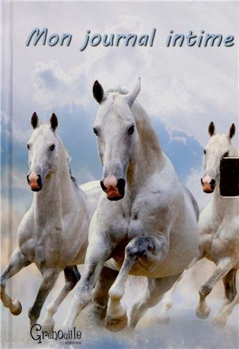 9782366530322: Journal intime cheval
