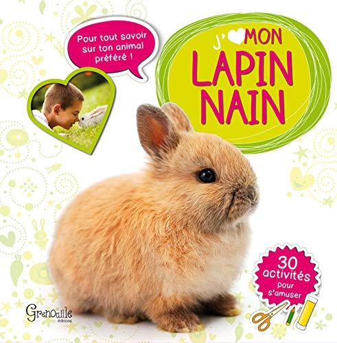 MON LAPIN NAIN: COLLECTIF