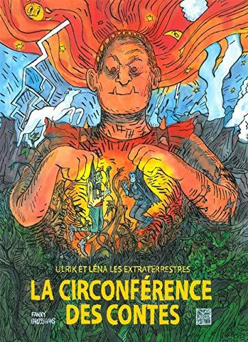 9782366800005: Ulrik et Lena les extraterrestres : La circonférence des contes