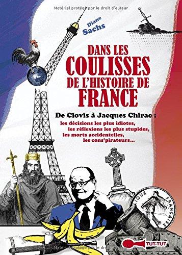 DANS LES COULISSES DE L HISTOIRE DE FRAN: SACHS DIANE