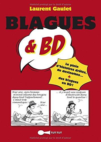 BLAGUES ET BD: GAULET LAURENT