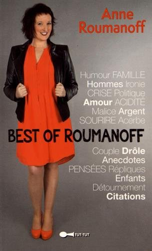 Best of Roumanoff: Humour, famille, hommes, ironie,