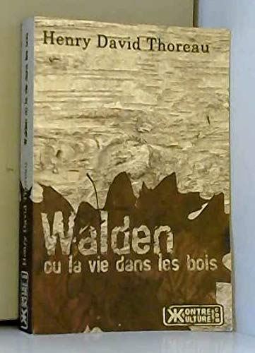9782367250014: Walden ou la vie dans les bois