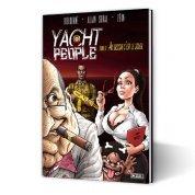 9782367250489: Yacht People. Tome 2: Au dessus c'est le soleil
