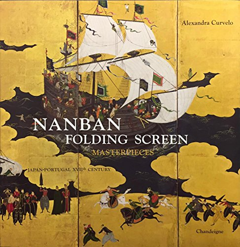 9782367321219: Nanban Folding Screen Masterpieces, Japan-Portugal, XVIIth century