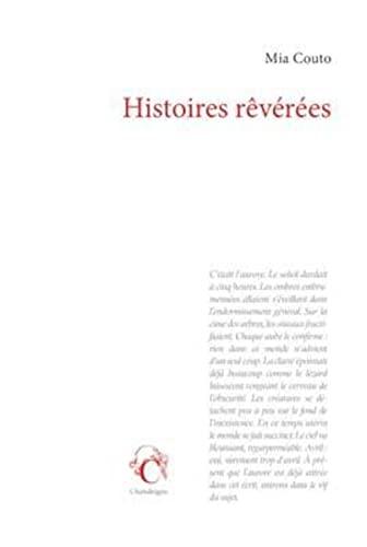 HISTOIRES REVEREES: COUTO MIA