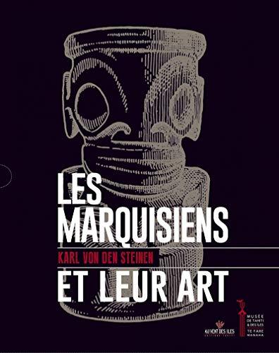 9782367340739: Les Marquisiens et leur art : 3 volumes