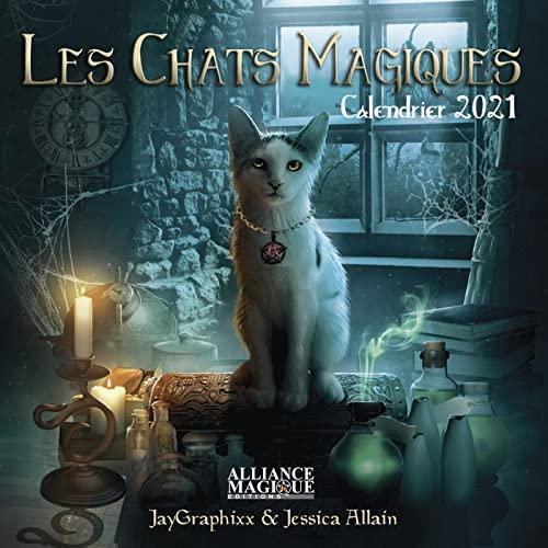 9782367360829: Calendrier Les chats magiques