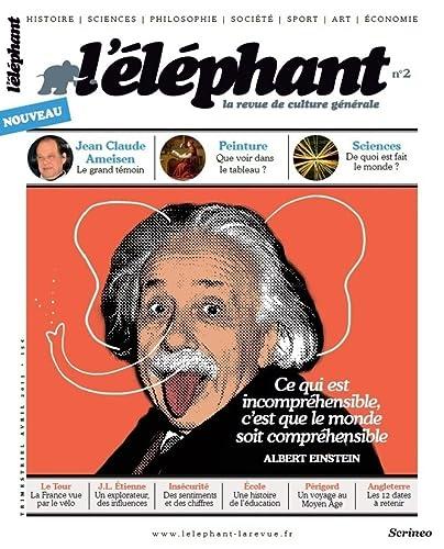 9782367400358: L'éléphant, N° 2, Avril 2013 :