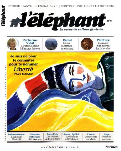 9782367401317: L'éléphant, N° 6, Avril 2014 :