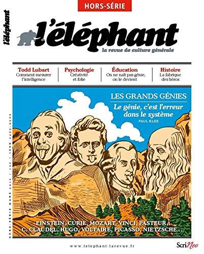9782367406725: Hors-série L'éléphant - Les génies