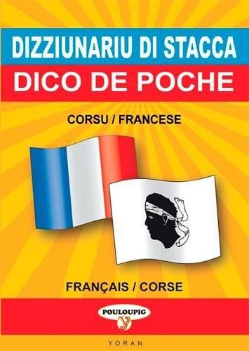 9782367470023: CORSE-FRANCAIS (DIC0 DE POCHE)