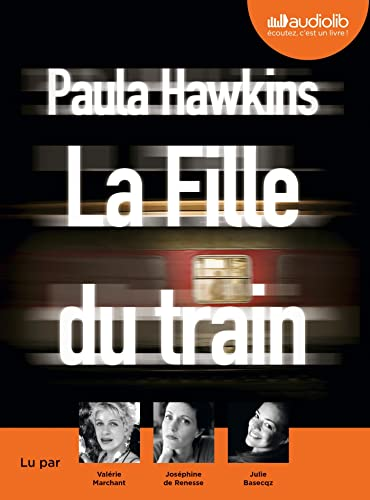 9782367620480: La Fille du train: Livre audio 1CD MP3