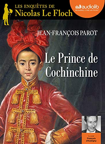 9782367626635: Le Prince de Cochinchine: Livre audio 1 CD MP3