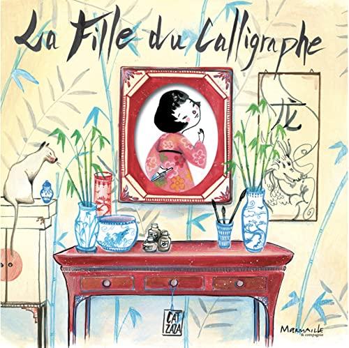 FILLE DU CALLIGRAPHE -LA-: ZAZA CAT