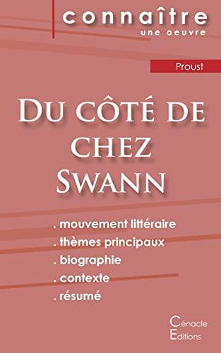 9782367885018: Fiche de lecture Du côté de chez Swann de Marcel Proust (analyse Littéraire de référence et résumé complet)