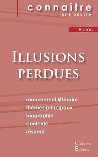 9782367885377: Fiche de Lecture Illusions Perdues de Balzac (Analyse Littéraire de Référence)