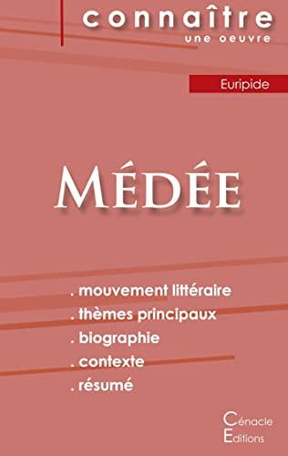 9782367885759: Fiche de lecture Médée de Euripide (analyse littéraire de référence et résumé complet)