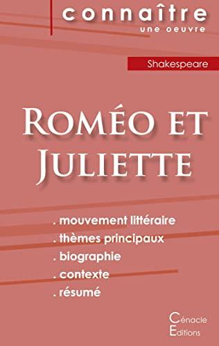 Fiche de lecture Roméo et Juliette de: Shakespeare