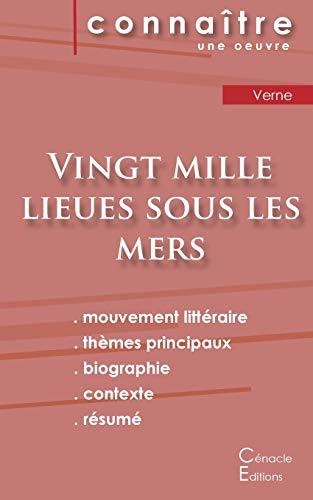 Fiche de lecture Vingt mille lieues sous: Verne, Jules