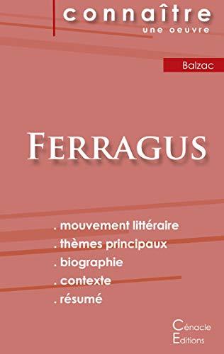9782367889061: Fiche de lecture Ferragus de Balzac (Analyse littéraire de référence et résumé complet)