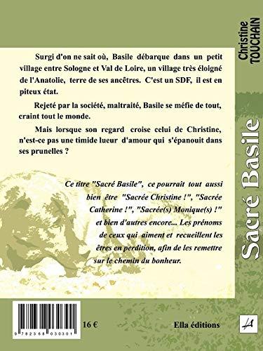9782368030301: Sacre Basile